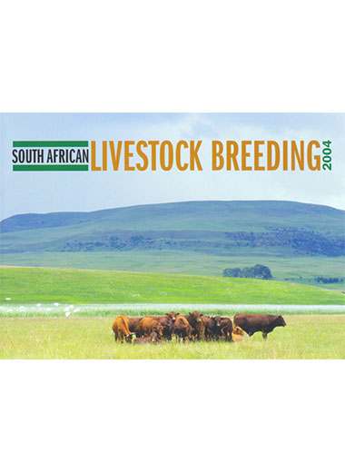 SA Livestock Breeding - In 1998, SA Stud Book published the first issue of a glossy periodical, South African Livestock Breeding The second edition of the book was honoured with a SAPPI Pica Award for Excellence.