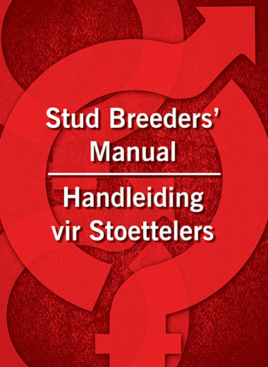 Studbreeders' Manual - The first Studbreeders' Manual saw the light in 2007 and is compiled by experts in die livestock industry of South Africa. The second addition was published in 2015. The manual is recommended as a textbook at several universities in South Africa.