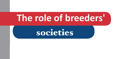 The role of Breeders' Societies