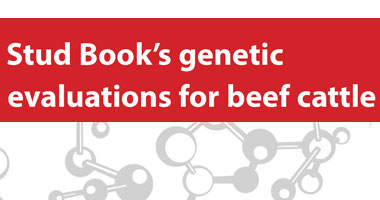 Stud Book's genetic evaluations