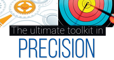 The Ultimate Toolkit in Precision