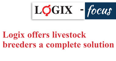 Logix offers livestock breeders a complete solution
