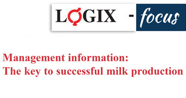 Management information: The key to successful milk production