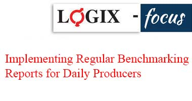 Implementing Regular Benchmarking Reports for Daily Producers