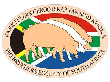 Pig Breeders' Society of South Africa - <b>Secretariat:</b> Mev Anna-Marie Viljoen<br>